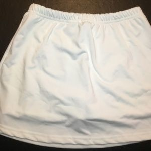 Augusta Sportswear Women's Skirt Size S White